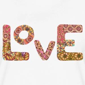 T-Shirt Motiv Love 2