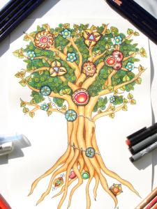 Lebensbaum 02
