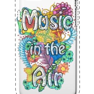 iPhone Hülle Case music Musik bunt hippie